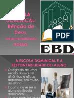 ESCOLA DOMINICAL.2