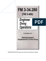 FM 3-34.280 - Engineer Diving Operations