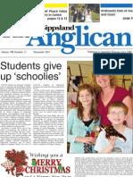 The Gippsland Anglican - December 2011