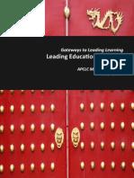 APCLC Monograph Leading Change