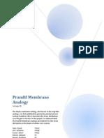 Prandtl Stress Function