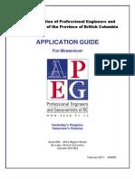 App Guide for Membership 11