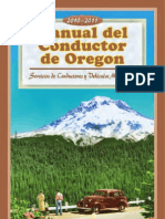 Manual Del Conductor de Oregon