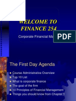 Corporate Financial Management Welcome To1934