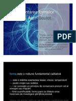 prezentare Boutot  Alain – Inventarea formelor