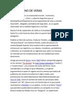 SANTAFESINO DE VERAS
