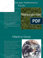 Projeto Educao Ambiental Na Escola657
