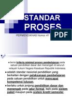 3 Permendiknas No 41 Tahun 2007 STANDAR PROSE