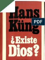 Kung, Hans - Existe Dios