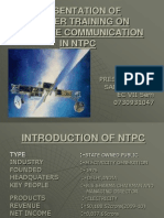 Satellite Communication (Presentation)