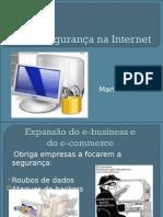 Aula 06 - Segurança na internet