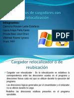 Ejemplos de cargadores con relocalización