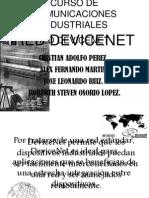Caracterización  del  banco  de  trabajo  DeviceNetORIGINAL