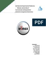 Resumen EXPO de Wimax