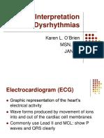 Dysrhythmias 0107