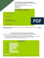 EJERCICIO HTML PARA LOS CHICOS DE ARQUITECTURA - OFIMATICA AVANZADA