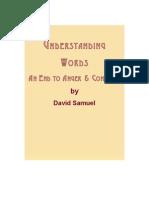 Understanding Words eBook