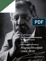 Hommage to Magnus Hirschfeld (DE)