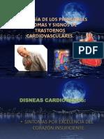 Expo de Disnea de Cardio