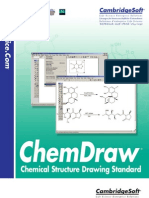 Chemdraw 9 English