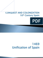 Text --- Conquest and Colonization (16th Century Spain)