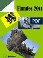 Guía de Bruselas-Brujas-Gante