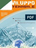 Report Lo Sviluppo Sostenibile - Numero 1