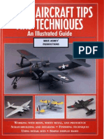 19501465 Tips Techniques for Building Detailing Scale Model Aircraft