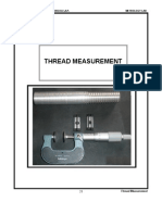 Thread Measurement