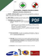 Circular 13-2011 Convocatoria Cº. Prov. Veterano 2012