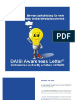 DAISI Security Awareness