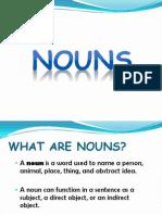 Presentasi Nouns