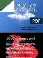 Ismael Fariña Álvarez. El corazón y la actividad física.