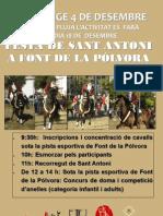 Cartell Festa Sant Antoni (2)