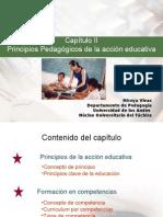 Capitulo II Claves de la educación