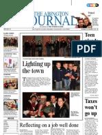 The Abington Journal 11-30-2011