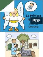 La Primera Navidad - The First Christmas