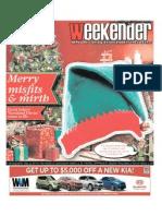 The Weekender 11-30-2011