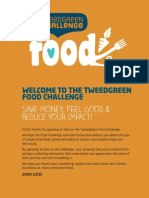 Tweedgreen Challenge - Food