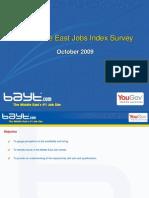 Middle East Jobs Survey