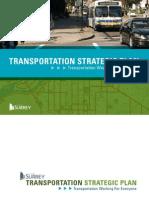 Surrey Transportation Plan
