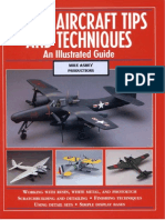 Model Aircraft Tips and Techniques - Mike Ashey