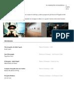 Programa F2 Formação Fotográfica Dezembro 2011