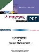 Fundamentos de Gestión de Proyectos