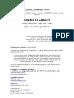 53354955 Regioes de Cativeiro