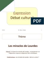 Miracles Lourdes