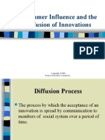 20 Th Aug Innovation Difussion PPT