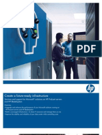 HP and Microsoft Solutions