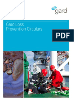 Gard Loss Prevention Circulars March 2011