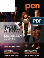 English PEN Annual Report 2010-11